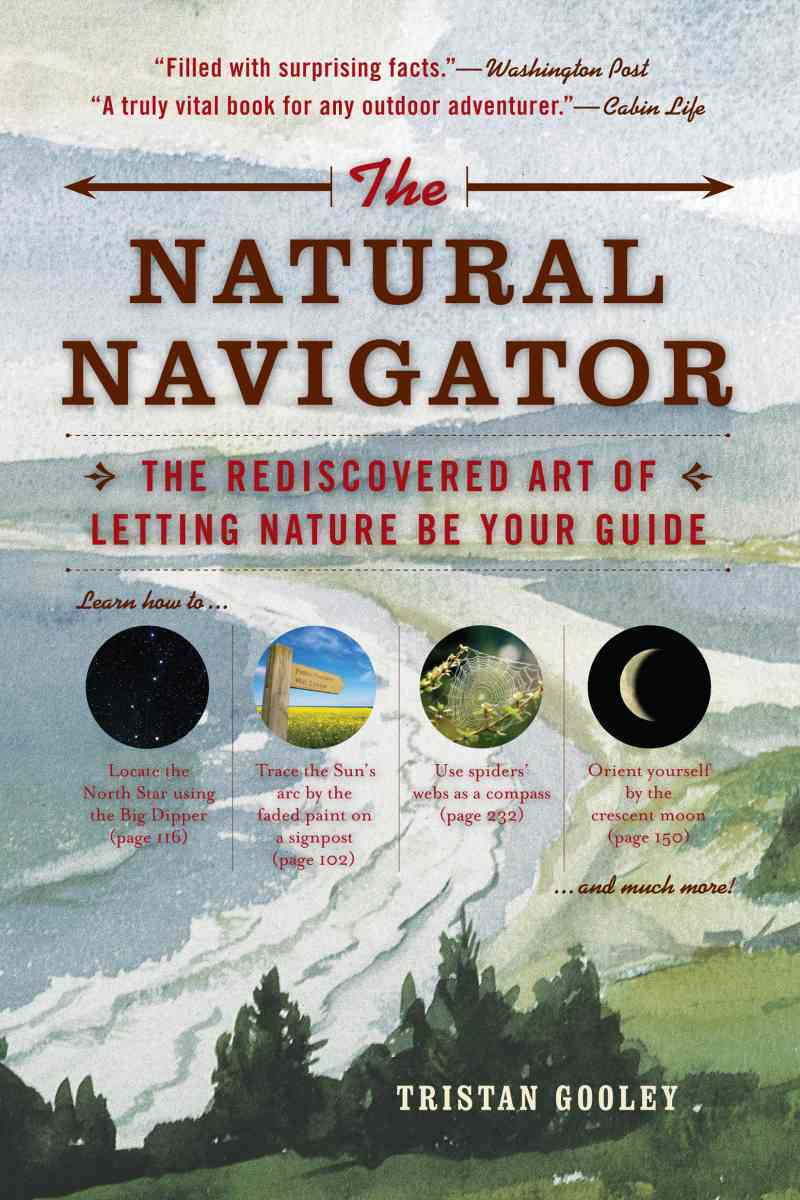 The Natural Navigator By Gooley, Tristan